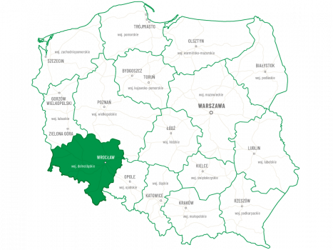 Magazyny Wrocław