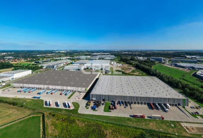 Goodman Gliwice Logistics Center,Gliwice