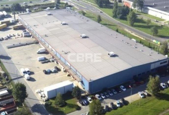 Centrum Logistyczne Kraków I,Kraków