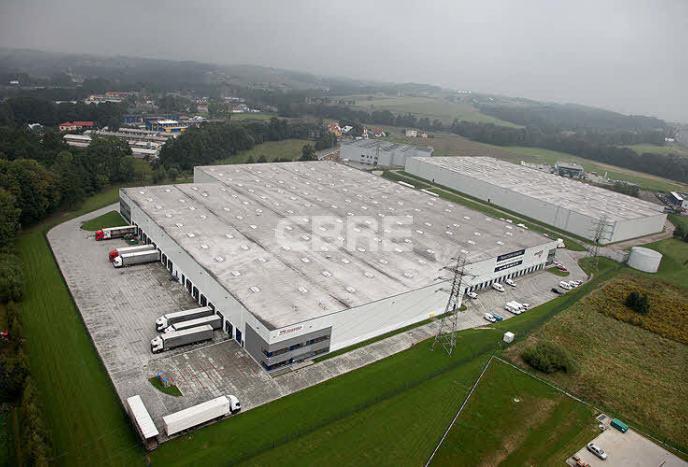 Bielsko-Biała Logistics Centre,Bielsko-Biała