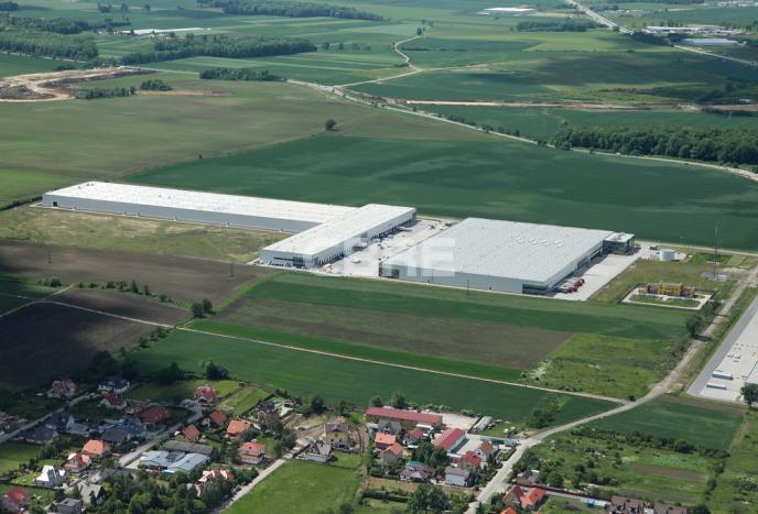 Wrocław Bielany Logistics Centre,Wrocław