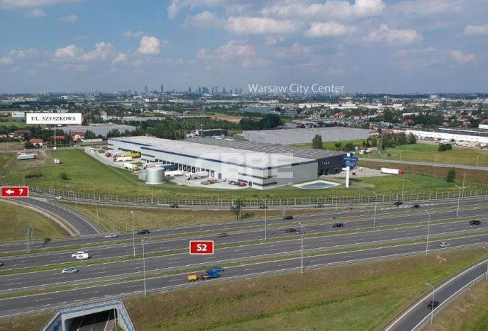 City Logistics Warsaw Airport,Warszawa