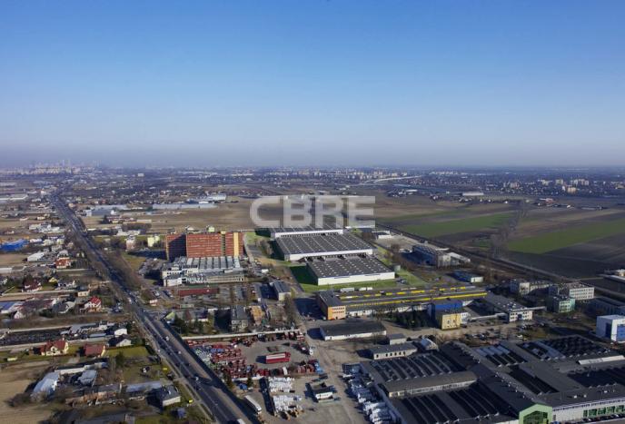 Ożarów II Logistics Centre\A,Ożarów Mazowiecki