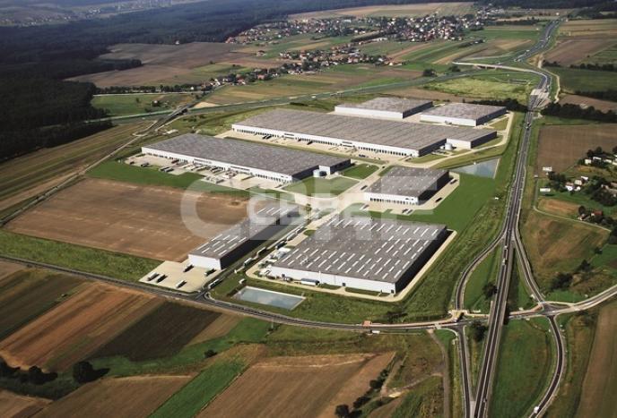 Segro Logistics Park Gliwice,Gliwice