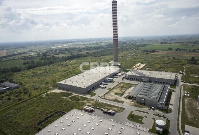 Millenium Logistic Park Pruszków I,Pruszków