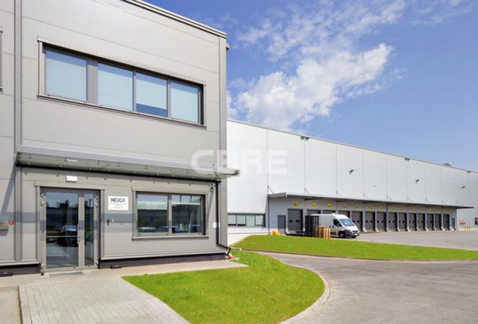 GLP Łódź Logistics Centre,Pabianice