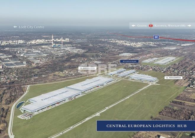 Panattoni Europe Central European Logistics Hub,Łódź