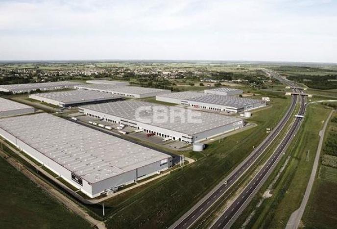 SEGRO Logistics Park Stryków,Stryków